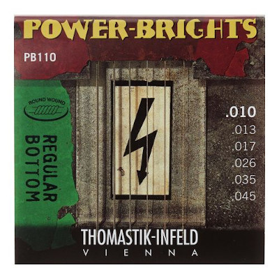 Corzi chitara electrica Thomastik Power Brights