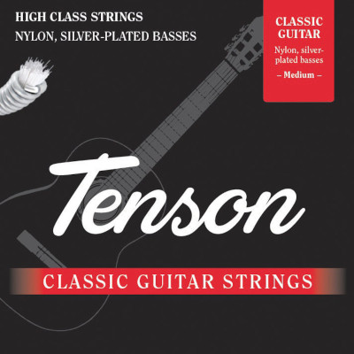 Corzi chitara clasica Tenson high tension
